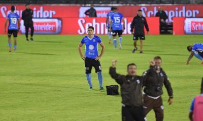 Estudiantes cayó por penales ante Platense y se quedó sin ascenso.