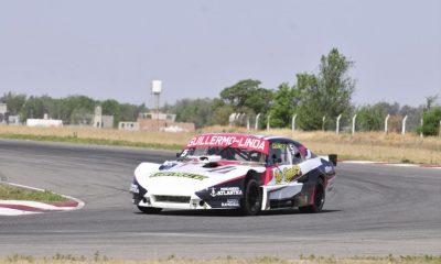 El piloto de Serrano, Guillermo Saby, buscará mantener el liderazgo del torneo en la final número 113 del TC Pista 4000.