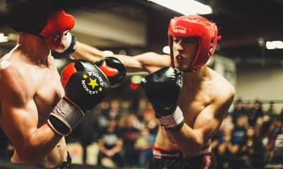 Foto de boxeo