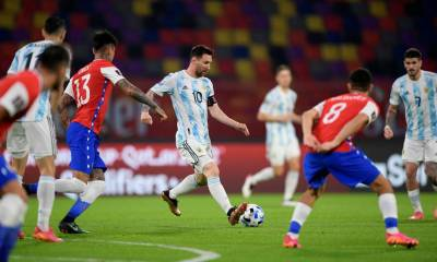 Argentina debuta con Chile por la Copa América de Brasil.