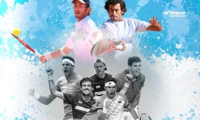 Leandro Migani venció a todos los campeones argentinos de Copa Davis.