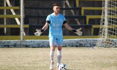 El arquero riocuartense de 22 años se afianza en el arco de Gutiérrez Sport Club.