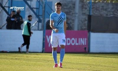A los 39 minutos del complemento se produjo el ingreso de Tomás Correa Cavigliasso por Marcos Arturia.