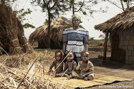 Uganda for Spark Micro Grants at Gum P village ©Kristofer Dan-Bergman