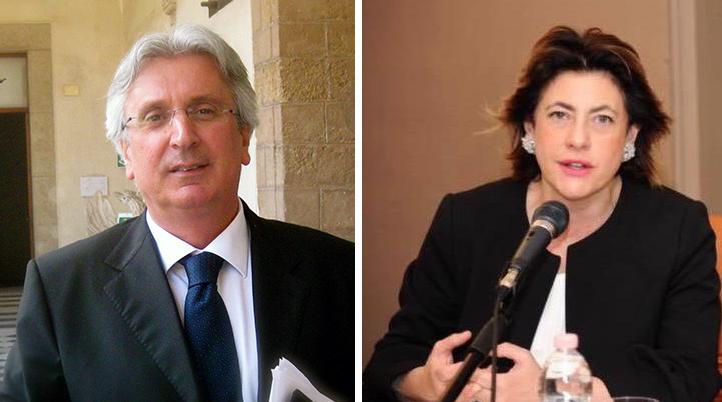 Baldo Gucciardi e Carmencita Mangano hanno firmato il decreto del nuovo Piano socio-sanitario della Regione Siciliana