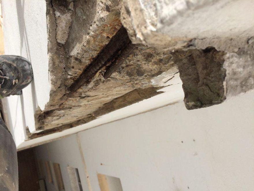 Reparaciones trabajos verticales