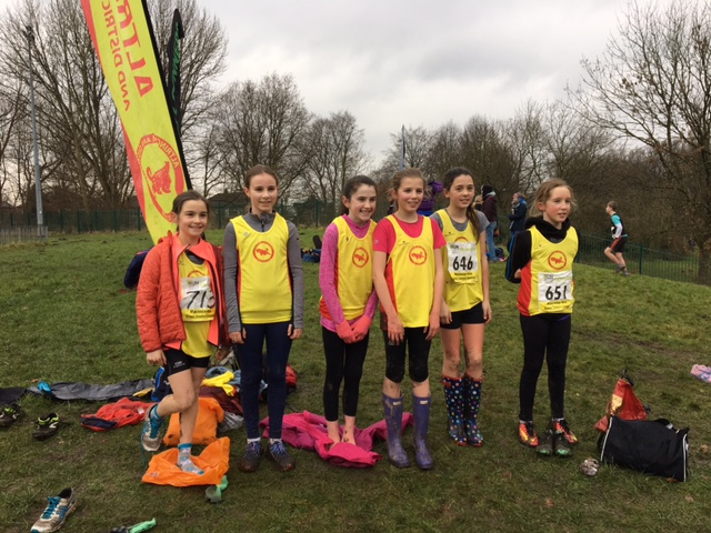 Woodbank Park XC & Series – Juniors