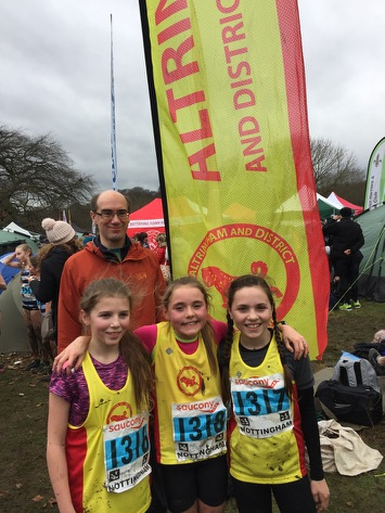 National XC – Juniors