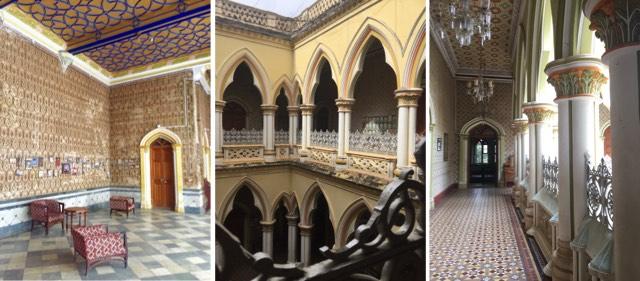 bangalore-palace-courtyards