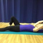double leg stretch level 2