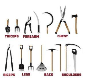 Gardening Pilates