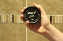 Sleepy is perfectly named, as the fragrance makes me want to drift off to sleep.
