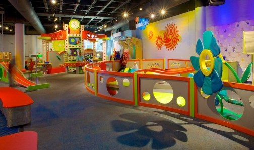 discovery place kids room