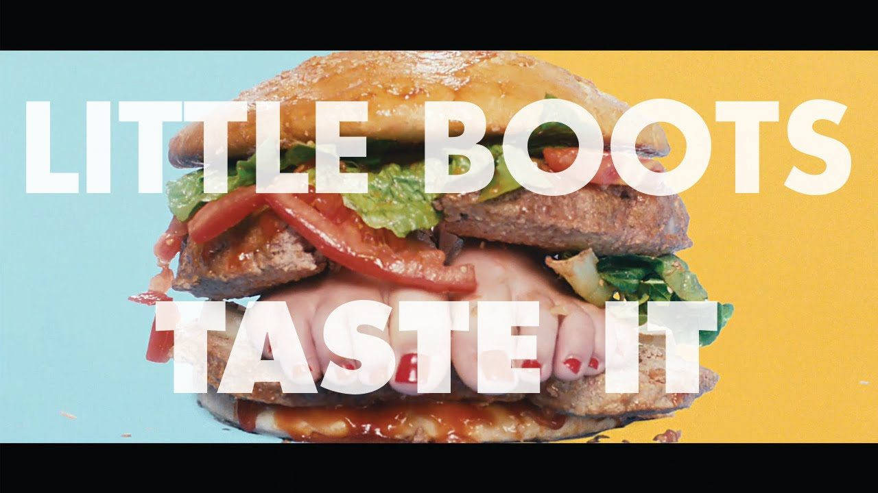 Little Boots – Taste It
