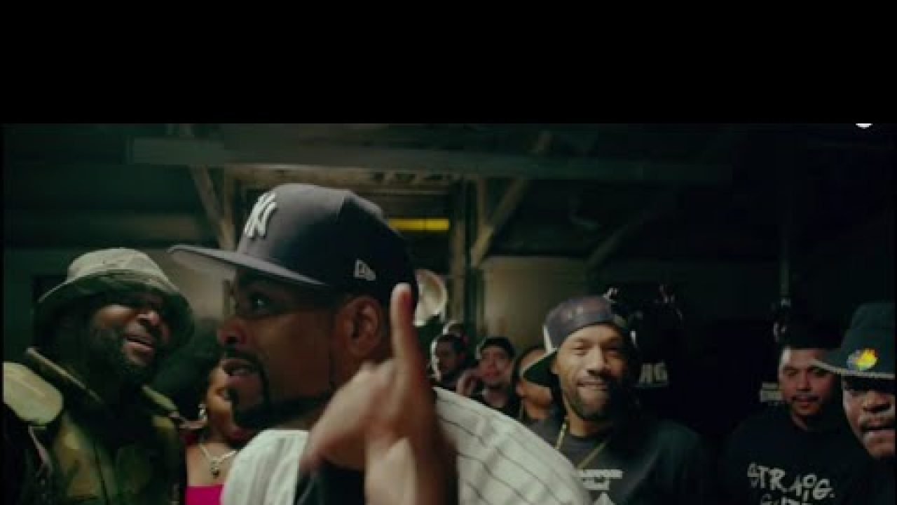 Method Man – Straight Gutta (feat. Redman, Hanz On, Streetlife)