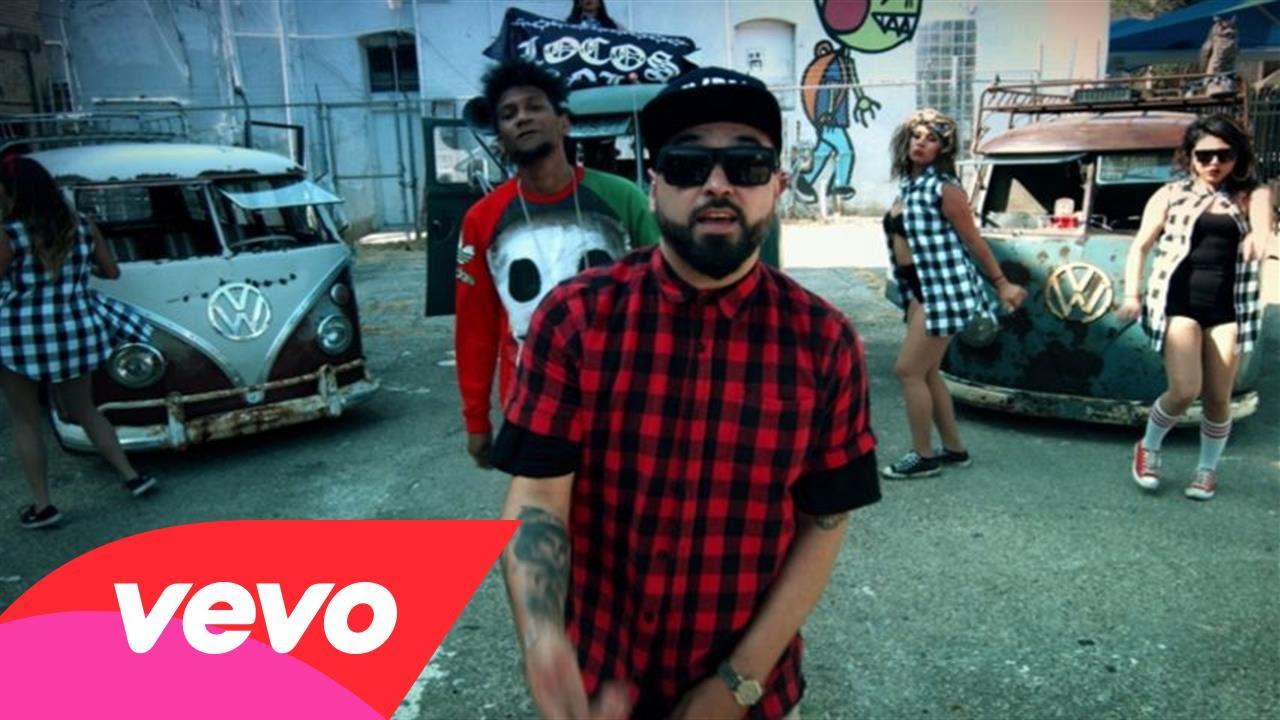 El Dusty – Cumbia Anthem ft. Happy Colors