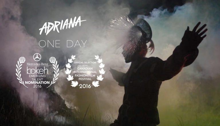 Adriana – One Day