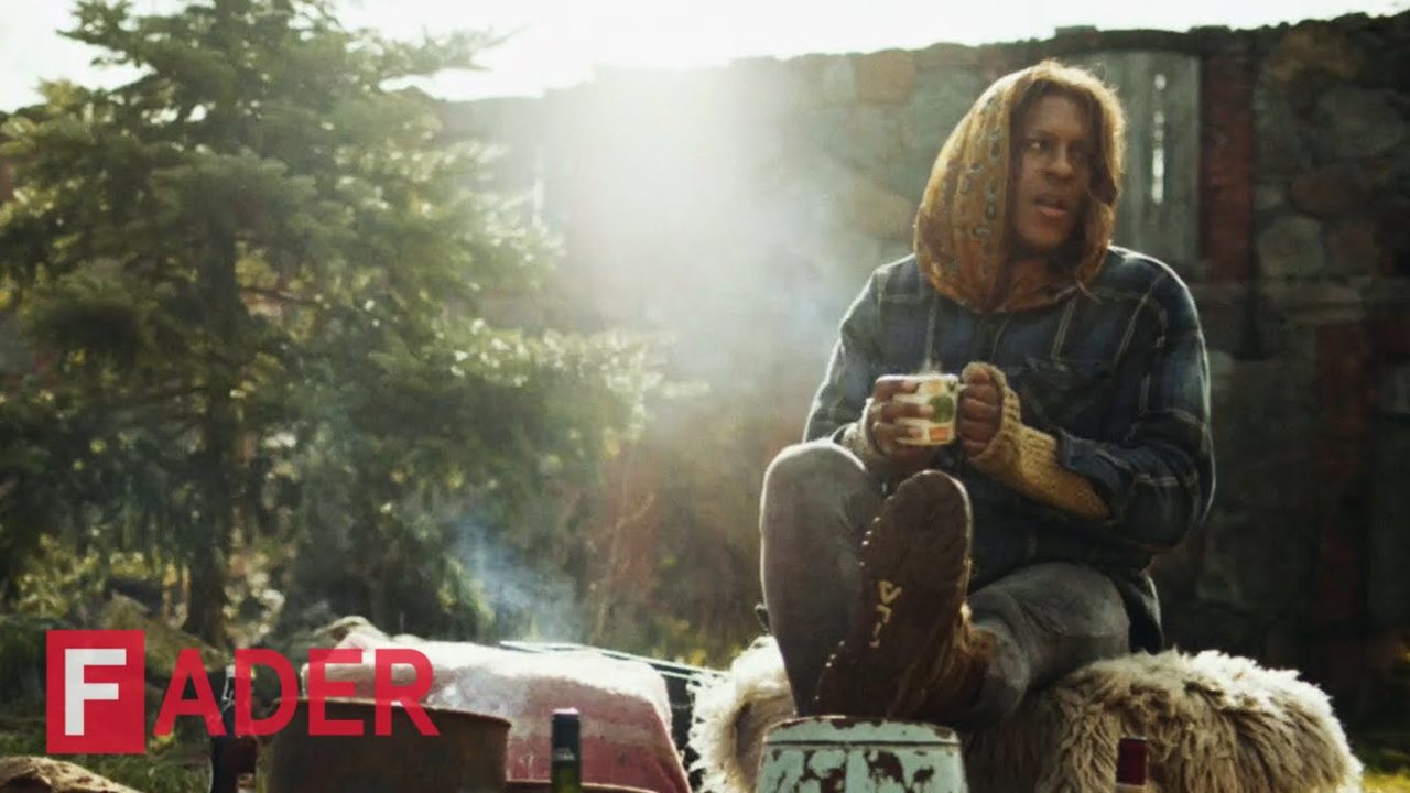 Mykki Blanco – High School Never Ends (ft. Woodkid)