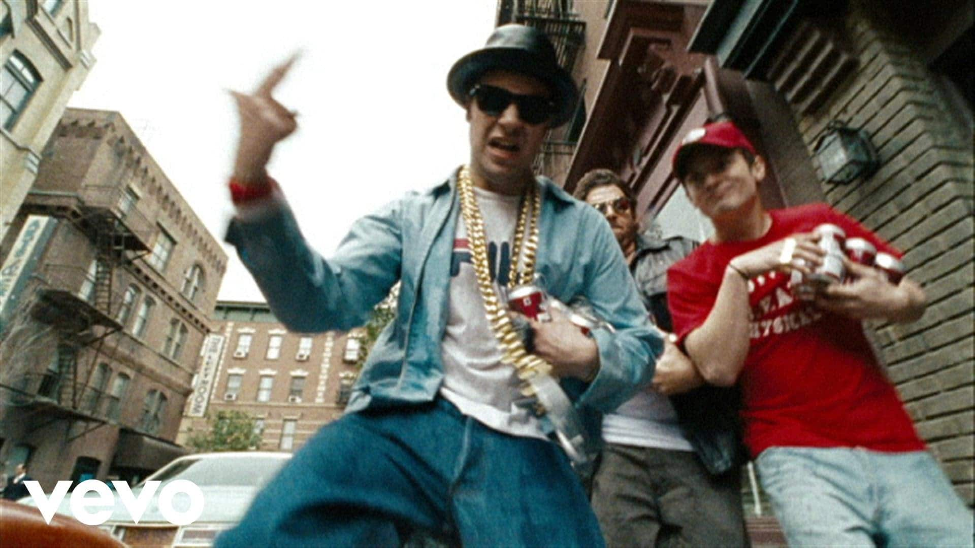 Beastie Boys – Make Some Noise