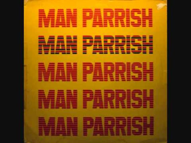Man Parrish – In The Beginning / Man Made