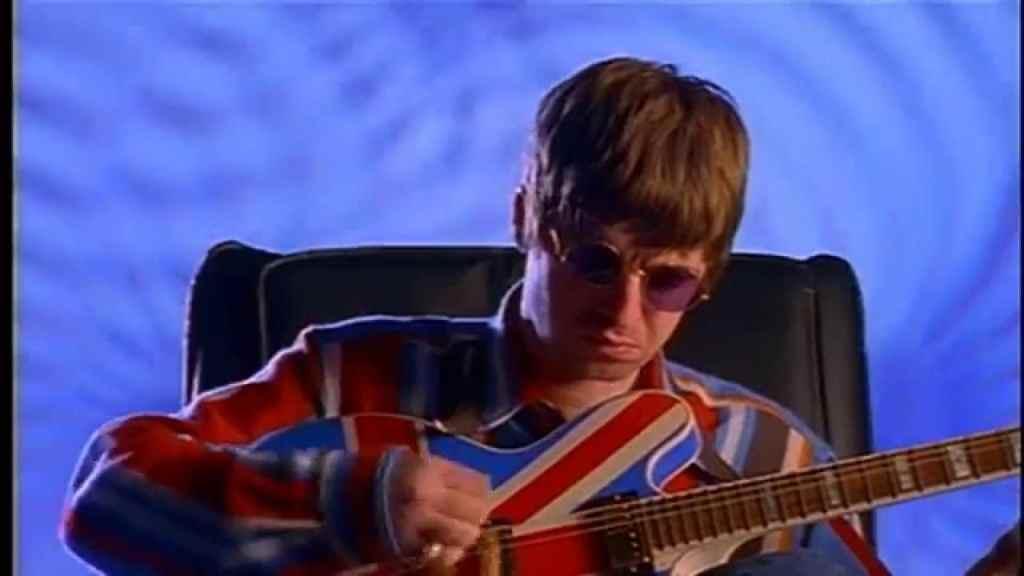Oasis – Champagne Supernova