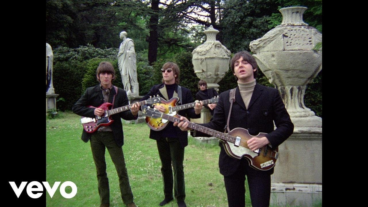 The Beatles – Paperback Writer