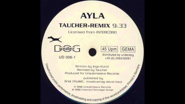 Ayla – Ayla (Taucher Remix)