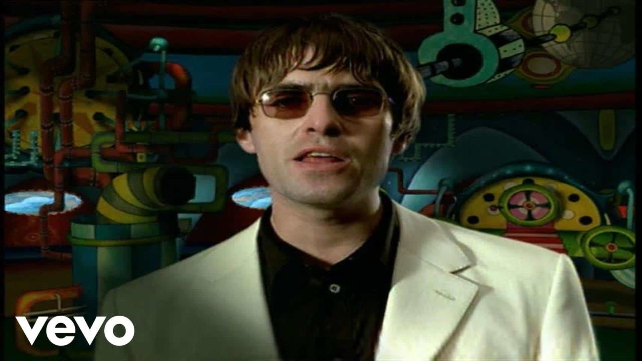 Oasis – All Around The World