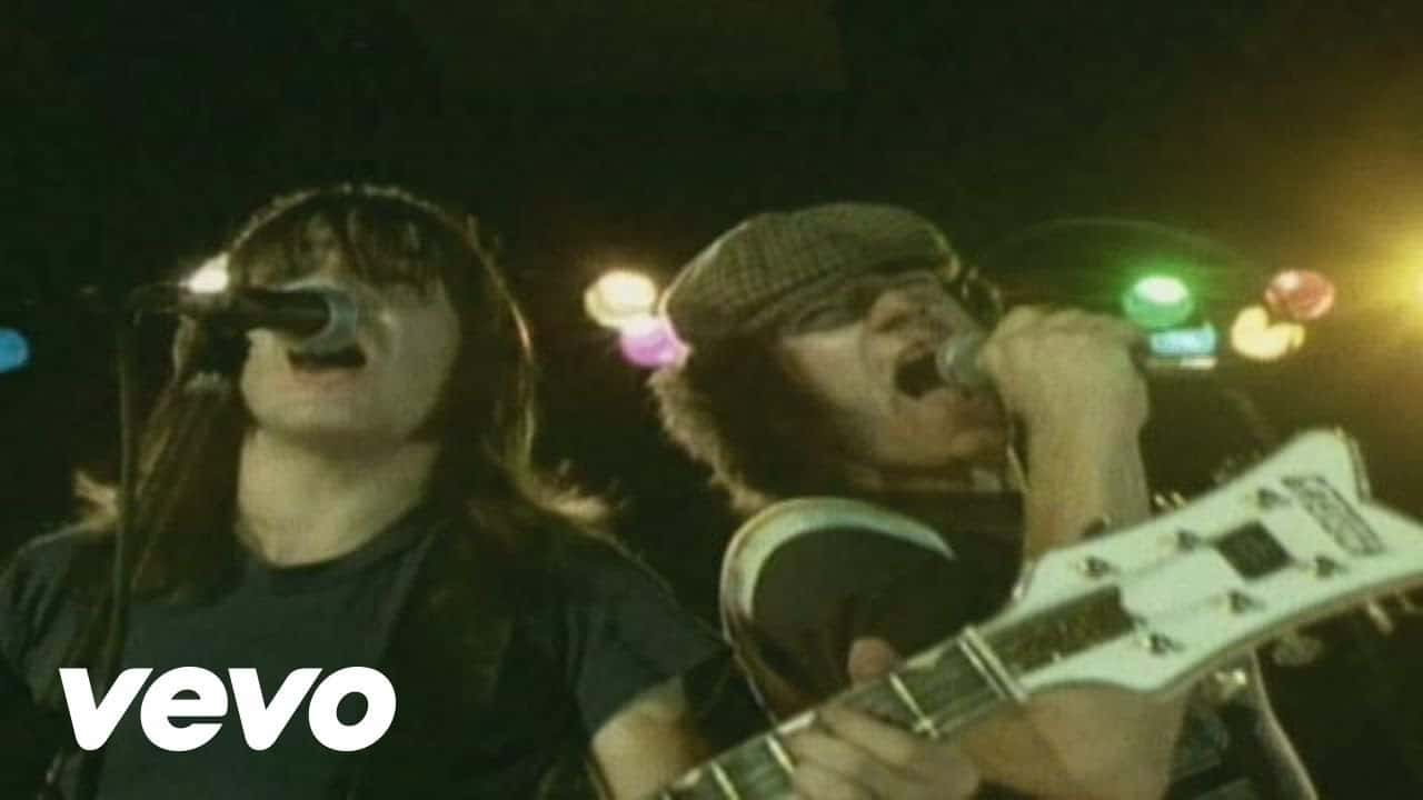 AC/DC – You Shook Me All Night Long