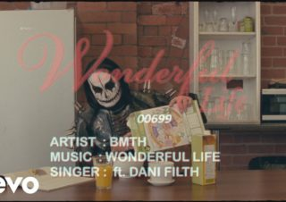 Bring Me The Horizon – wonderful life ft. Dani Filth