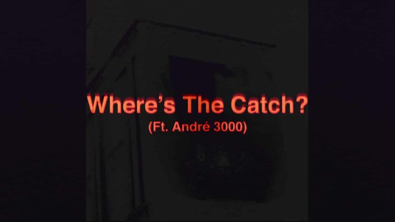 James Blake – Where's The Catch