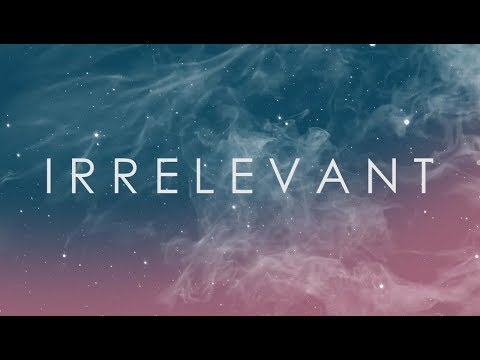 Jamie Lenman – Irrelevant (Featuring Andrew Groves)