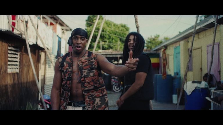 Bugzy Malone – Cause A Commotion (Featuring Skip Marley)