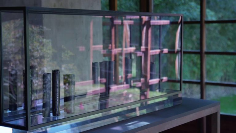 Simon Fisher Turner and Edmund de Waal – A Quiet Corner In Time