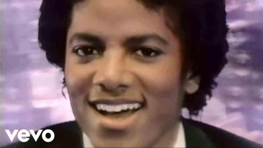 Michael Jackson – Don't Stop 'Til You Get Enough