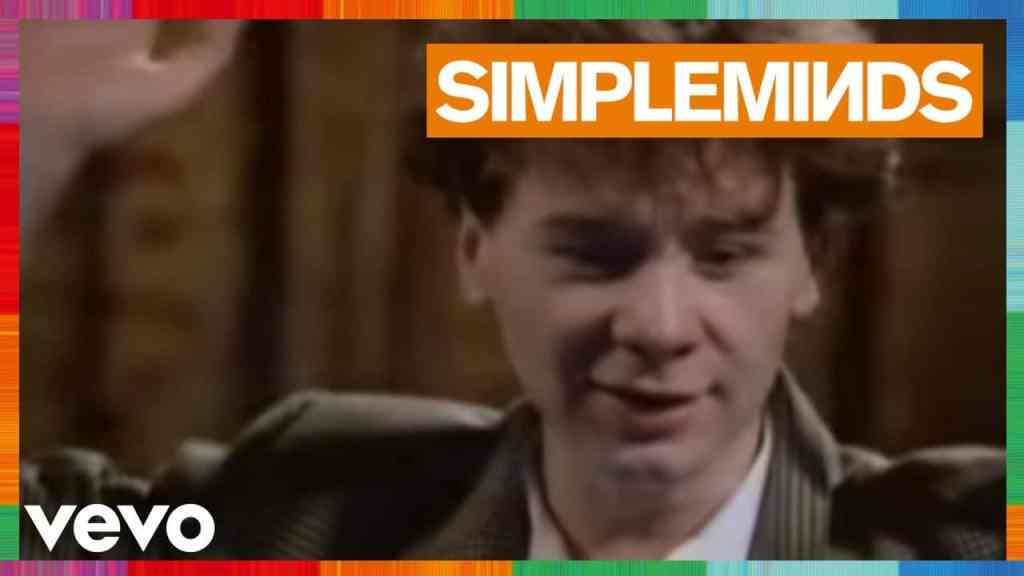 Simple Minds – Don't You (Forget About Me)