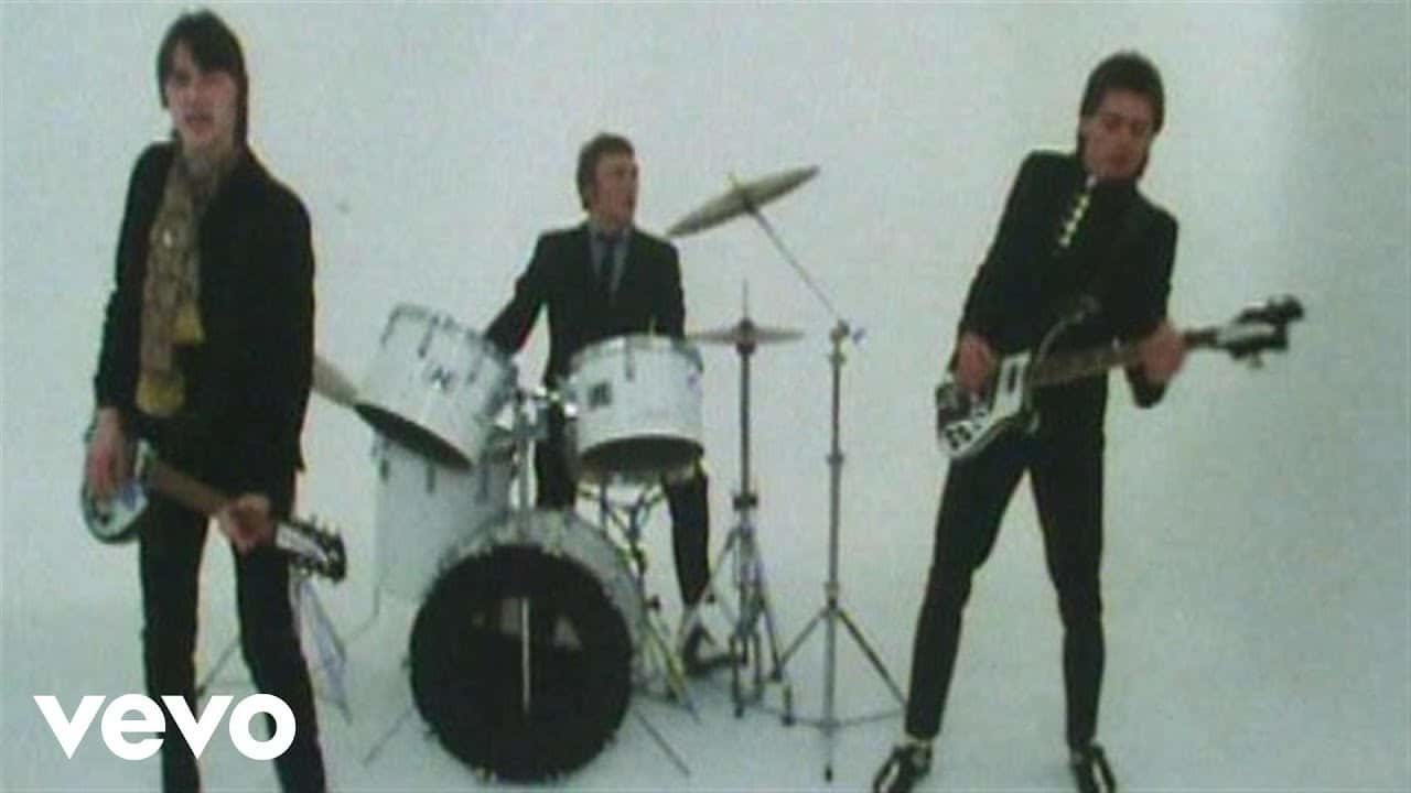 The Jam – Going Underground