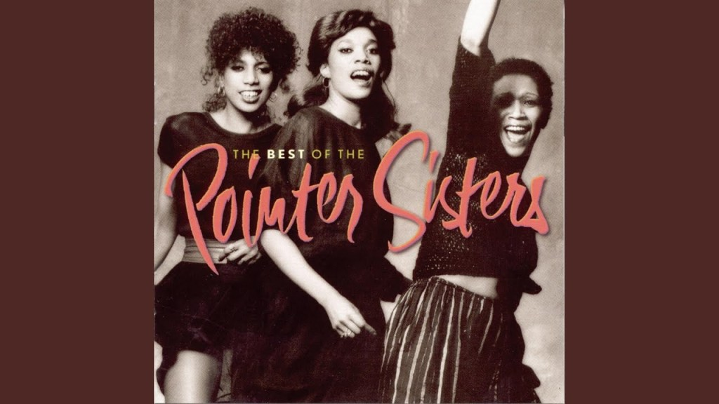 The Pointer Sisters – Automatic