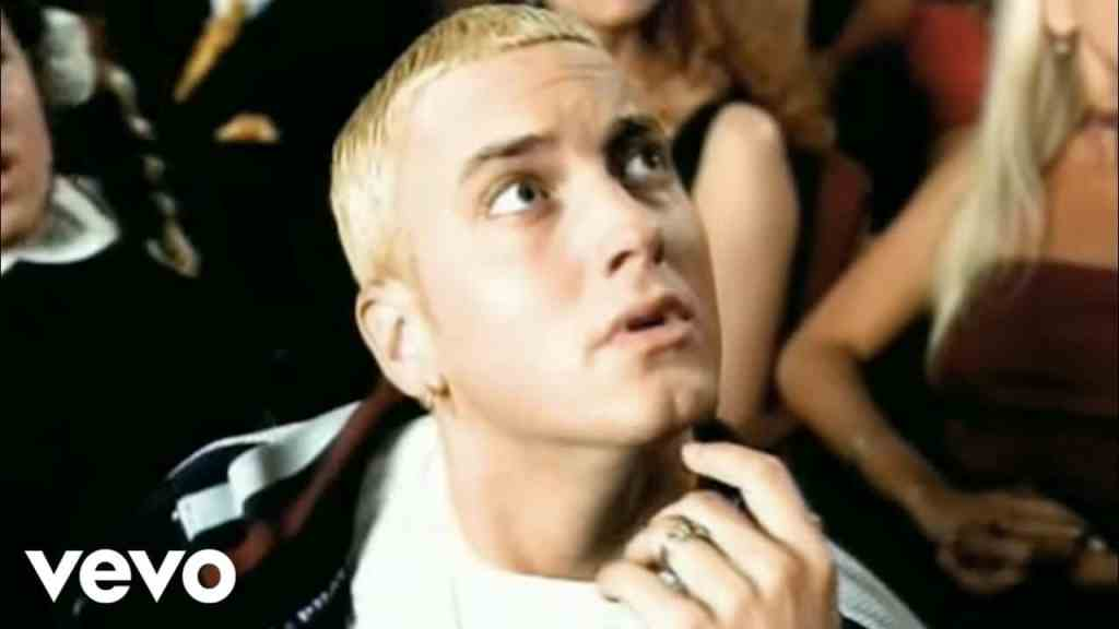 Eminem – The Real Slim Shady