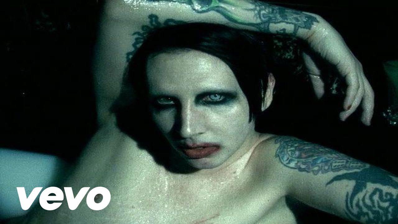 Marilyn Manson – (s)AINT