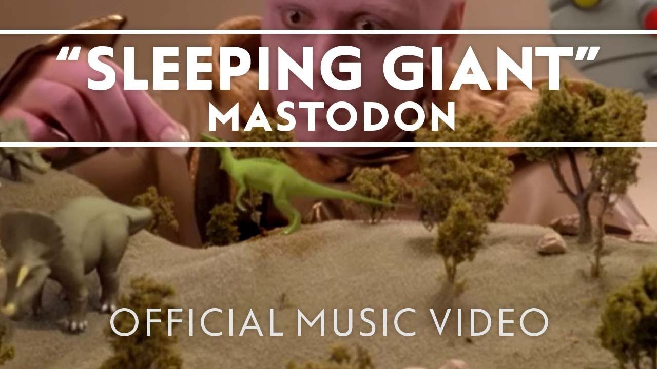 Mastodon – Sleeping Giant