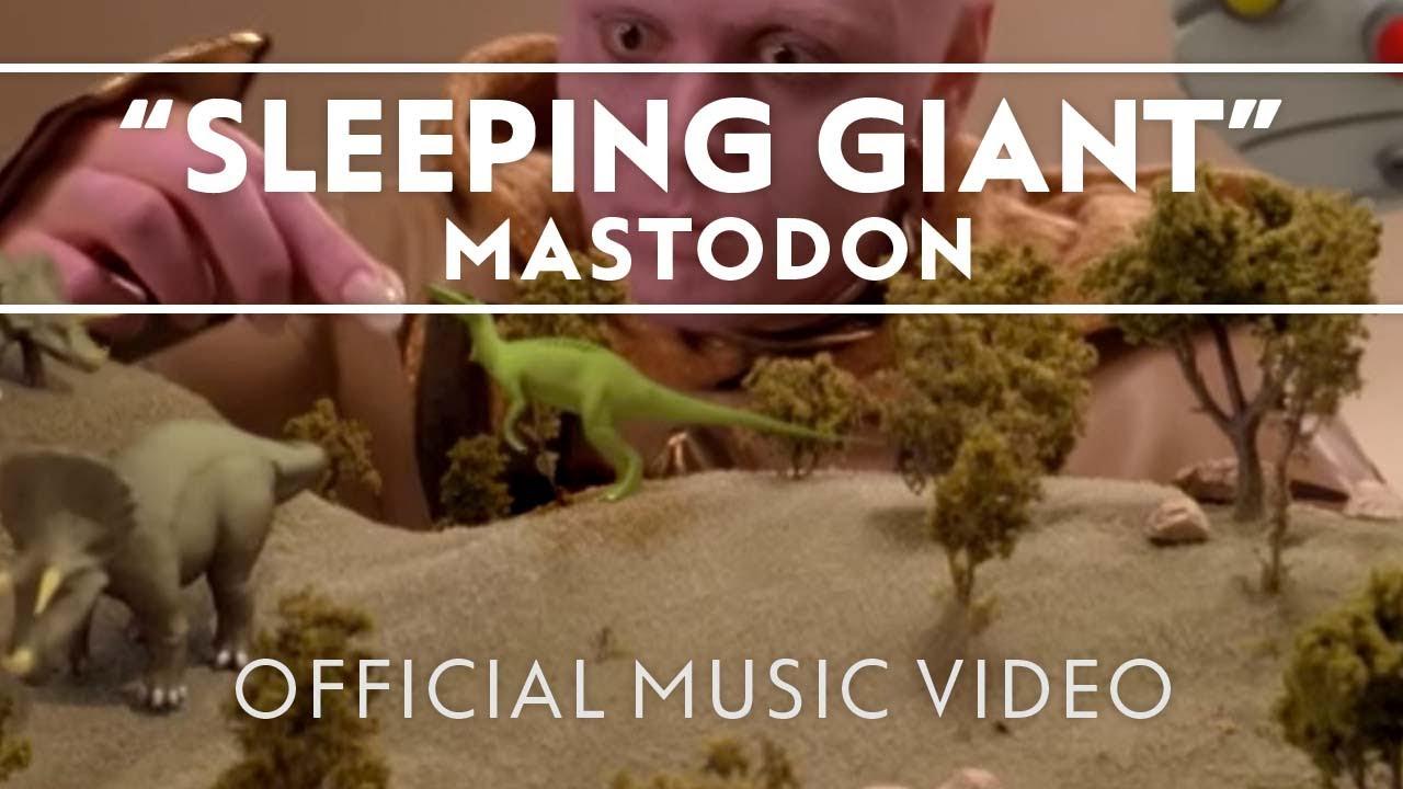 Mastodon – Sleeping Giant