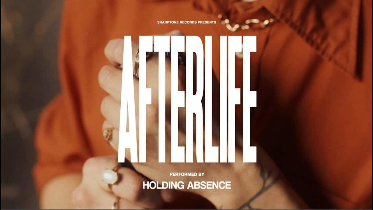 Holding Absence – Afterlife