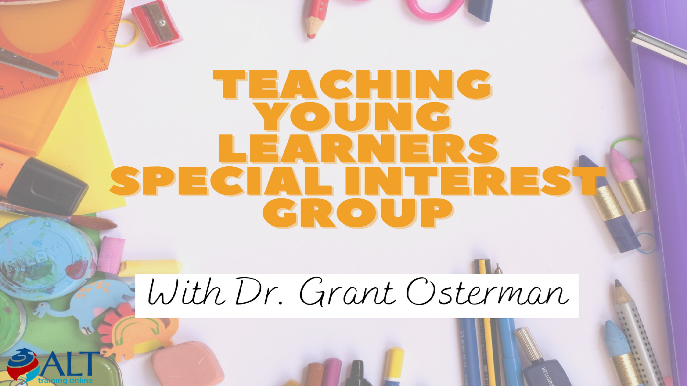 Teaching Young Learners Special Interest Group