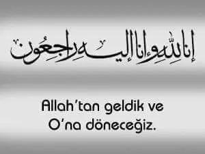 Allah ile ilgili anlamlı sözler.