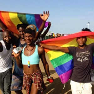 Refugees celebrate LGBT Pride in Kenyan refugee camp