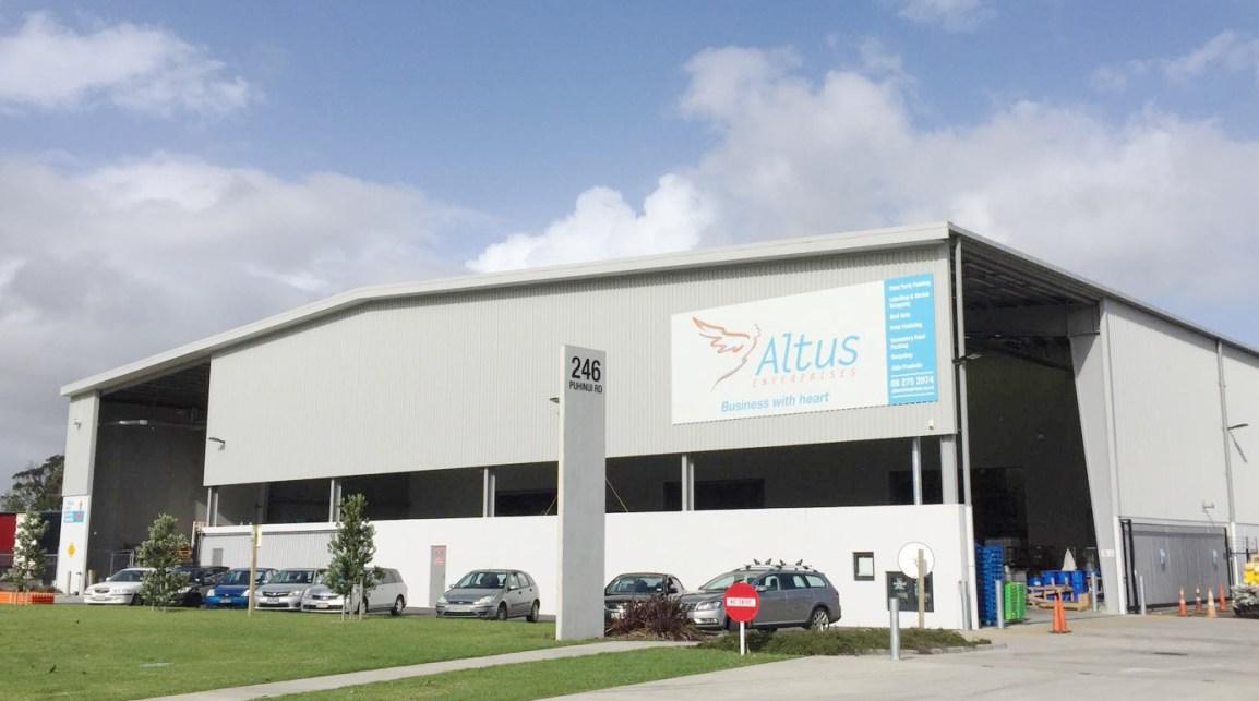 Altus Building