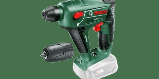 le perforateur sans fil 3 en 1 Uneo Maxx Bosch