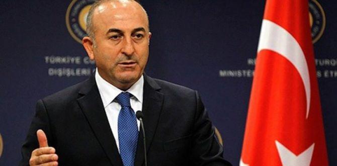 Bakan Çavuşoğlu'nun Twitter hesabı hacklendi!