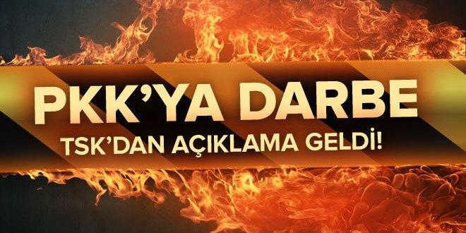 Hakkari Çukurca'da 7 terörist öldürüldü!
